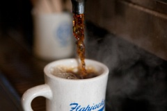 Steaming-Coffee