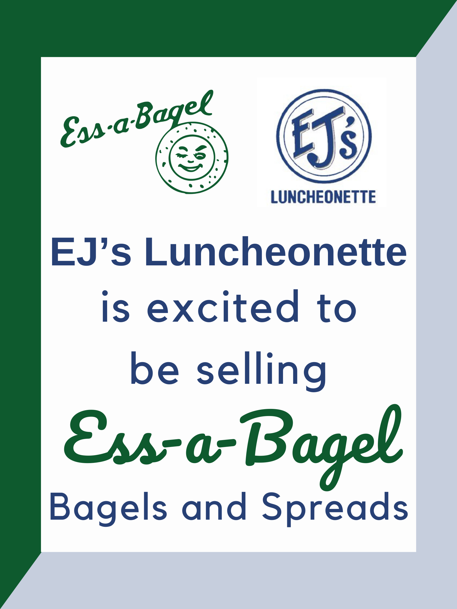 EJ's and Ess-A-Bagel