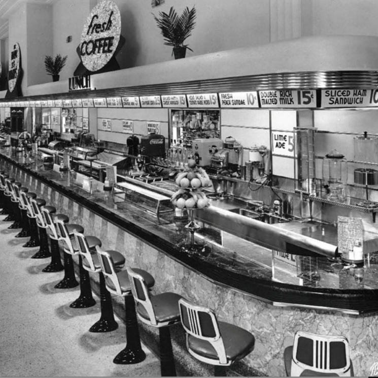 Woolworth Luncheonette