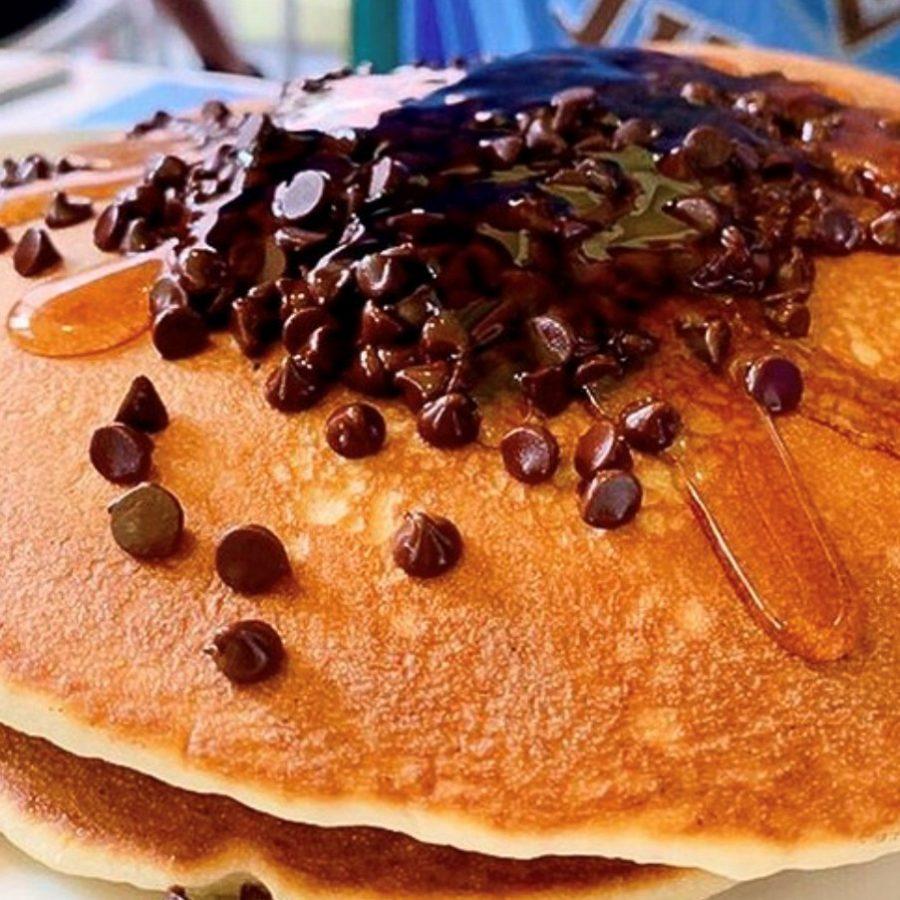 EJ's Famous Pancakes